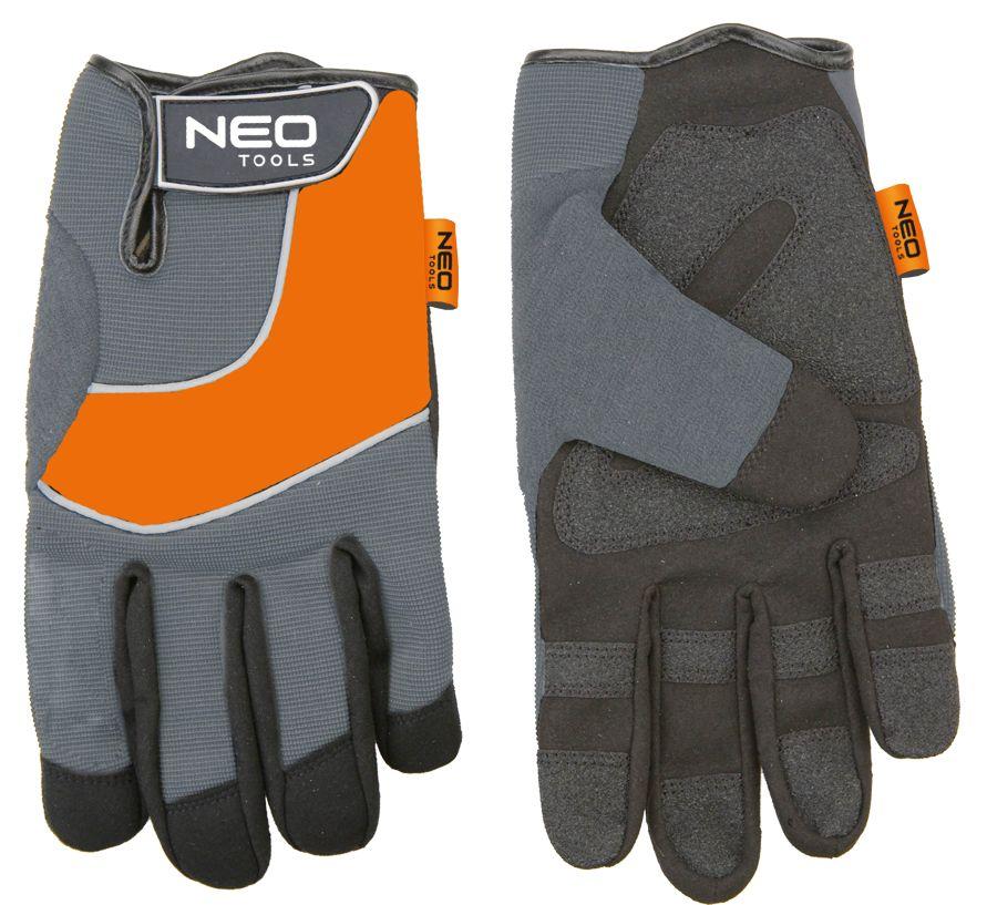 Перчатки спилковые Neo 97-605