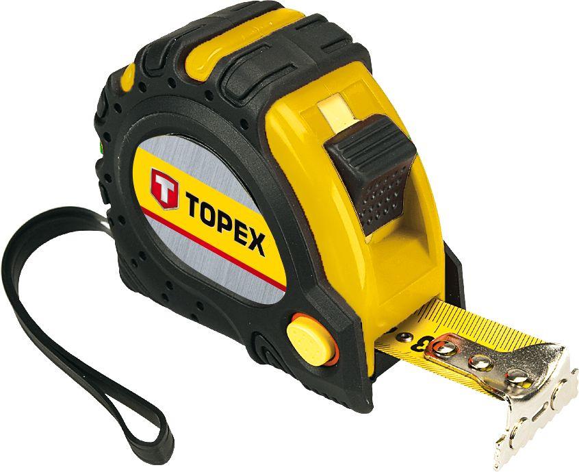 Рулетка Topex 27c342