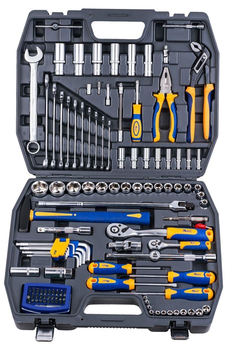 Набор инструментов универсальный Kraft КТ 700679