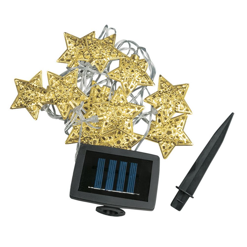 Гирлянда Uniel Usl-s-125/mt2400 stars