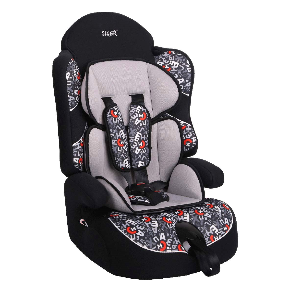 Кресло детское автомобильное Siger ДРАЙВ kres0275