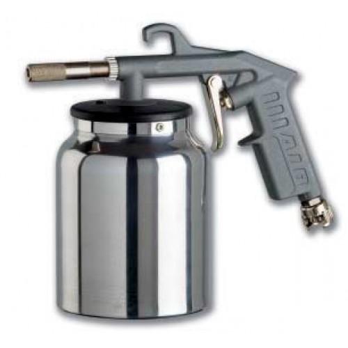 Пистолет пескоструйный Gav 166a