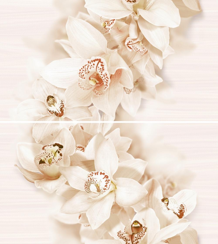 Декор керамический Globaltile 1605-0001 aroma бежевый