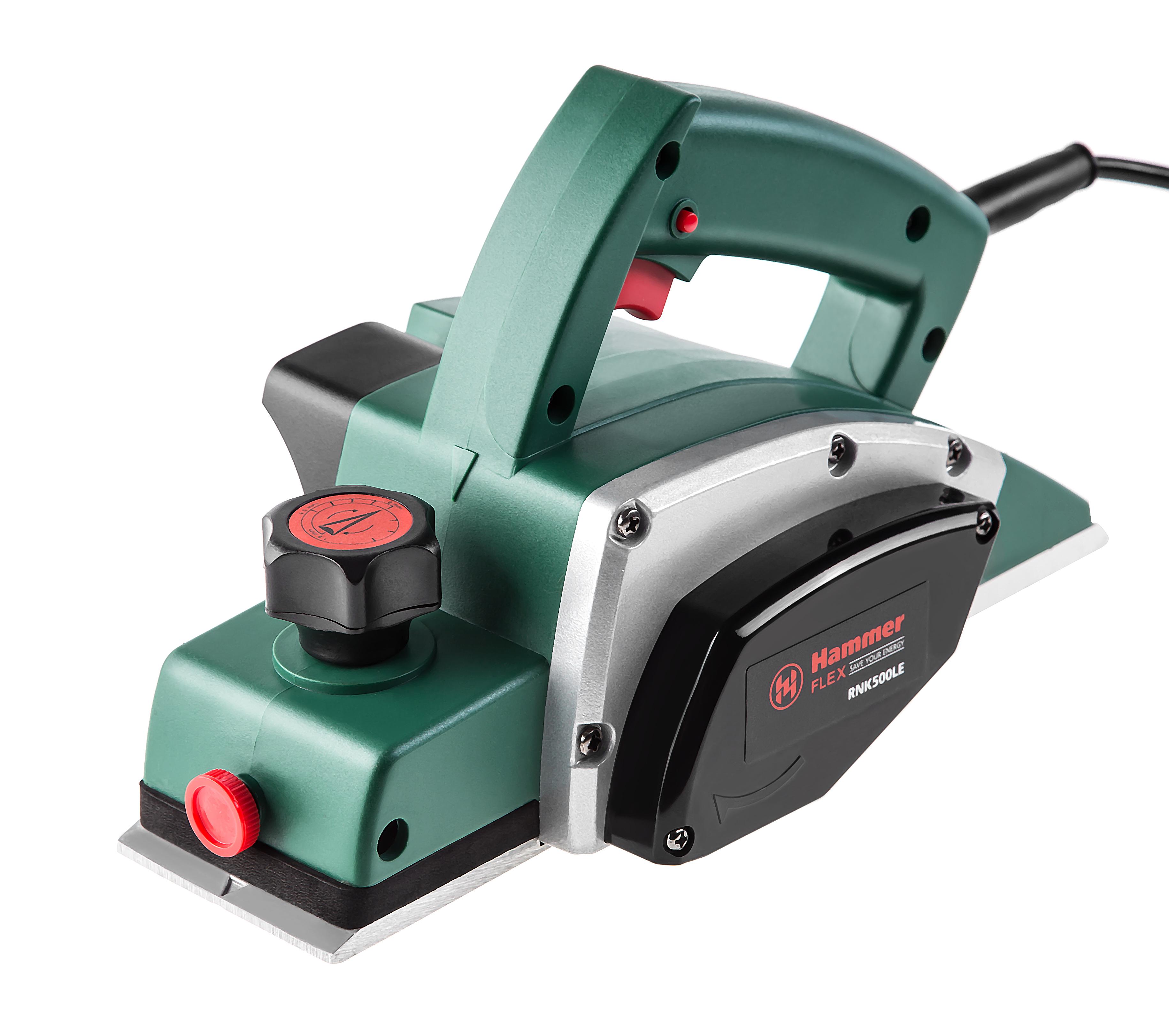 Рубанок Hammer Rnk500le