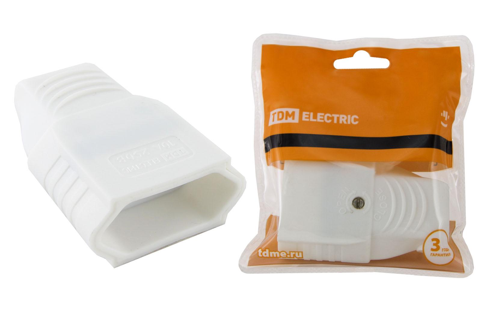 Розетка кабельная ТДМ Sq1806-0091