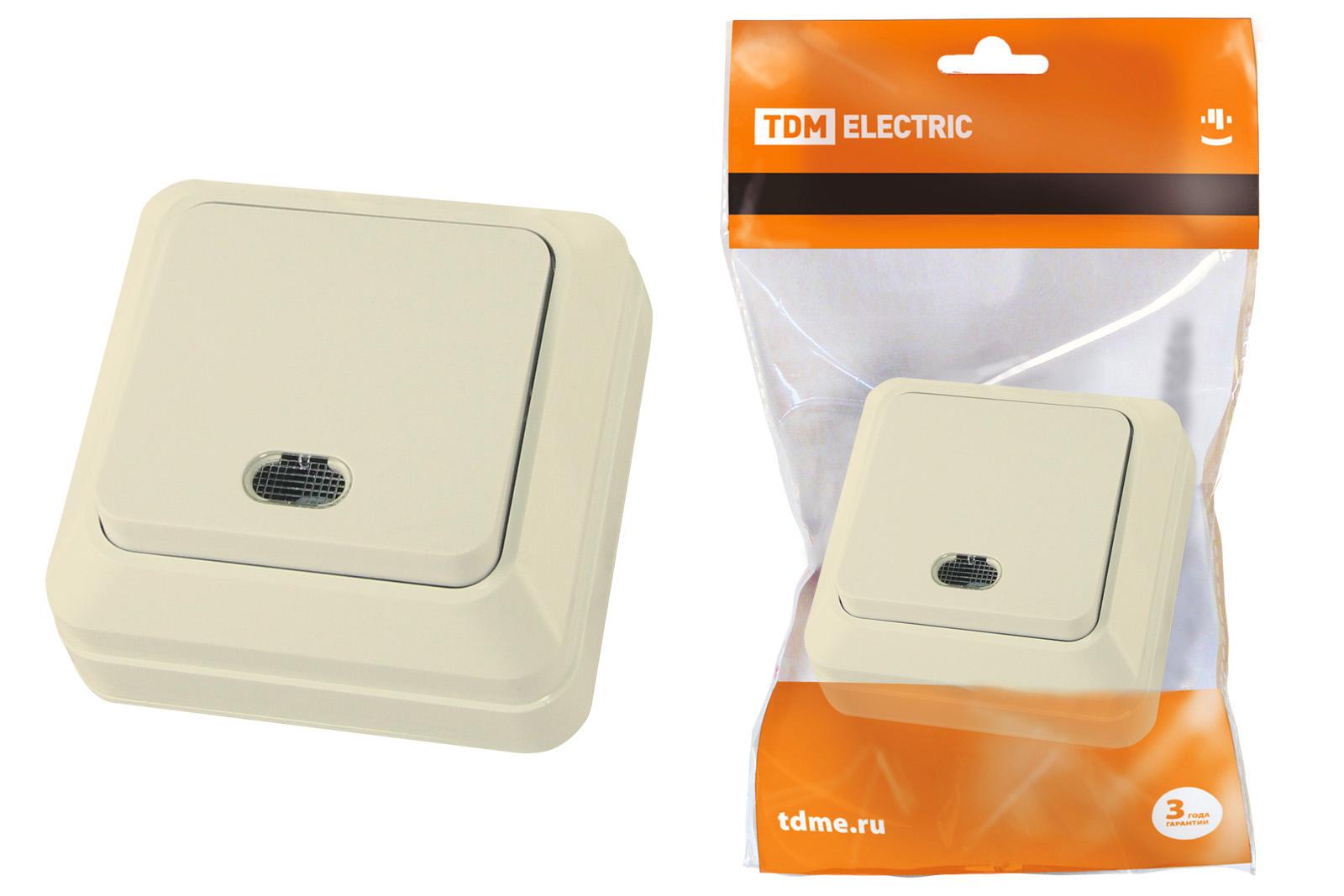 Выключатель ТДМ Sq1801-0010