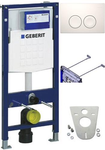 Инсталляция Geberit 458.122.11.1