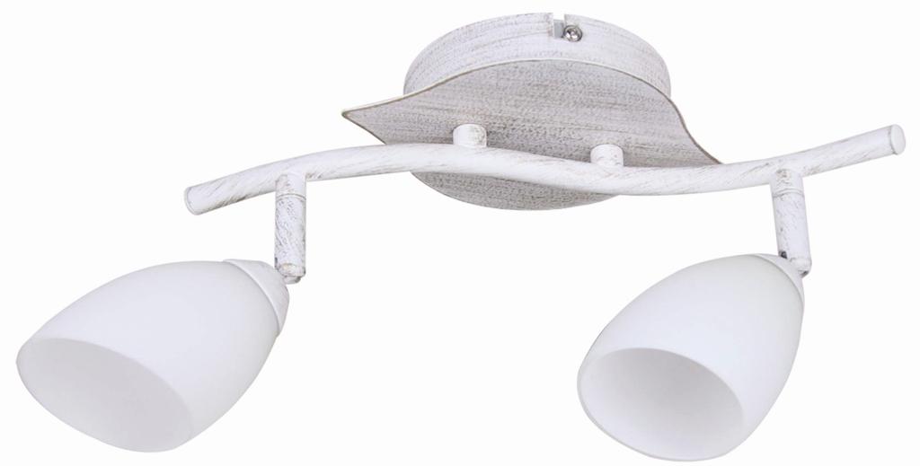 Спот Lamplandia L9011-2 ural white