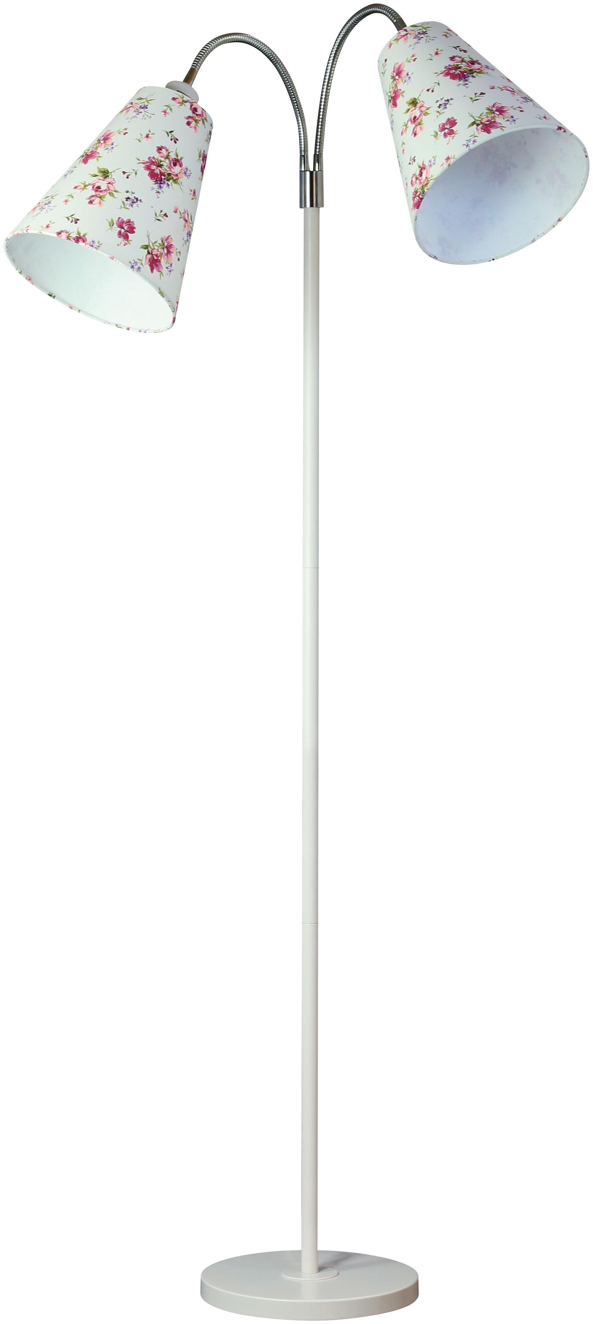 Торшер Lamplandia 52-1028 flex white