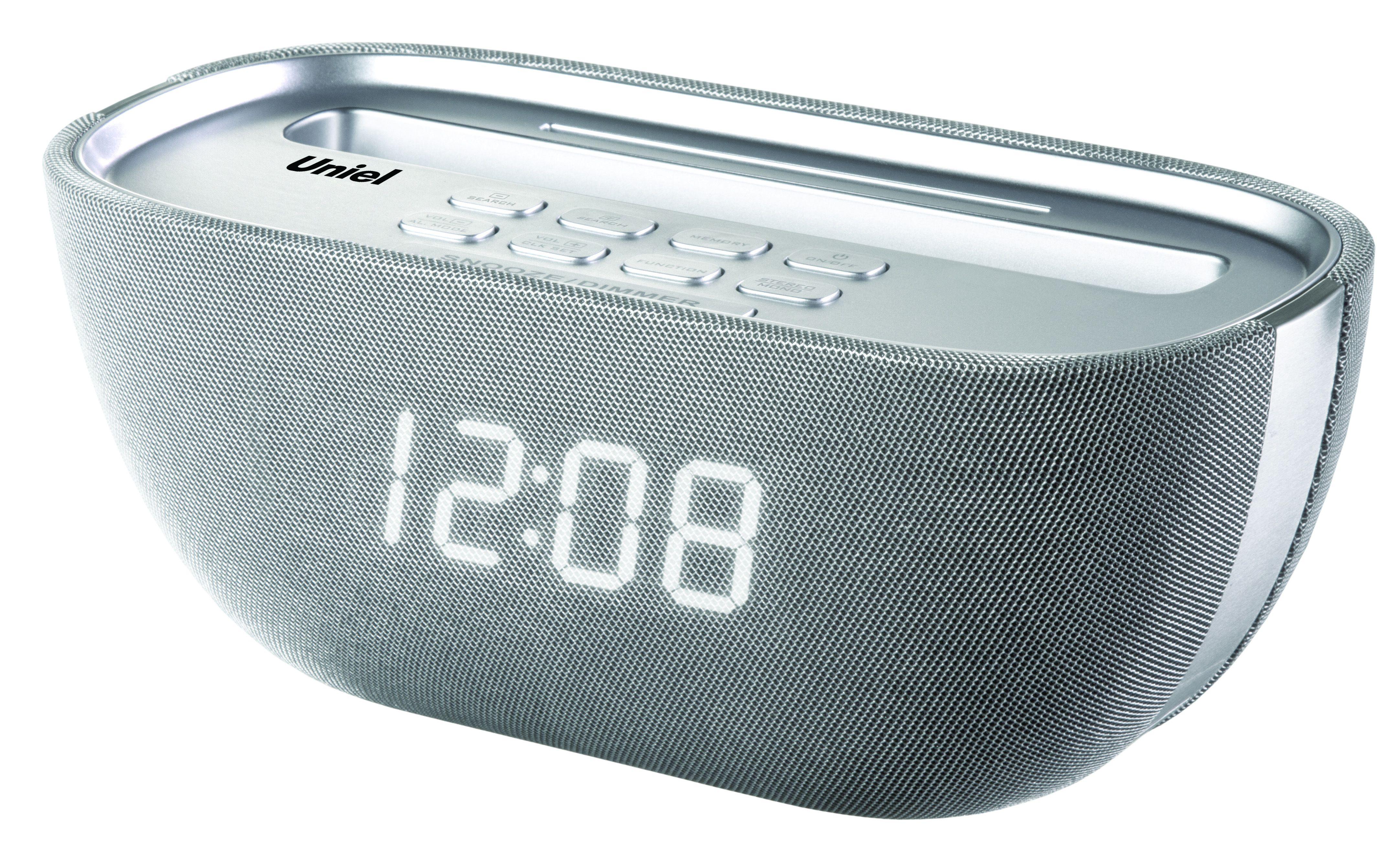 Часы-радио Uniel Utr-25sus