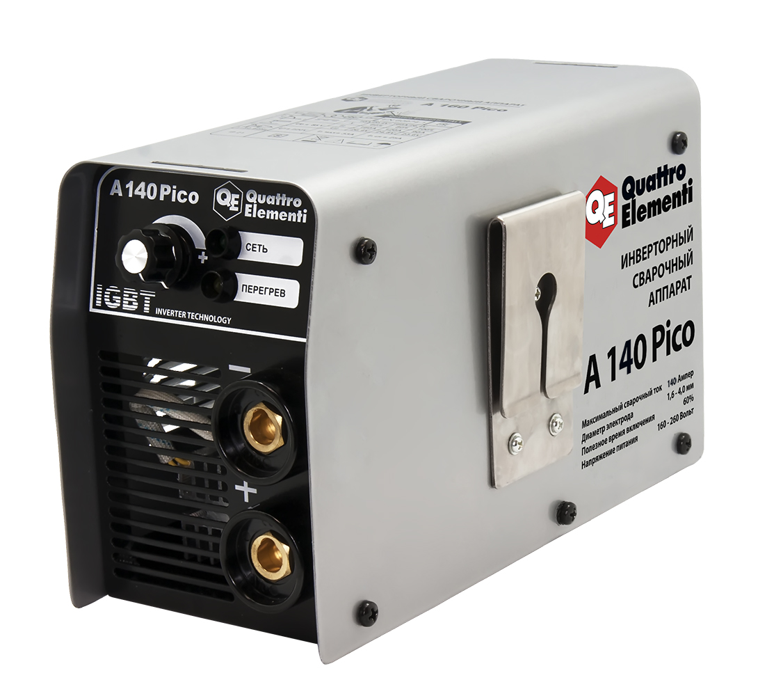 Сварочный аппарат Quattro elementi A 140 pico