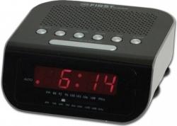 Часы-радио First Fa-2406-1 black