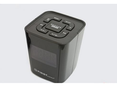 Часы-радио First Fa-2406-2 black