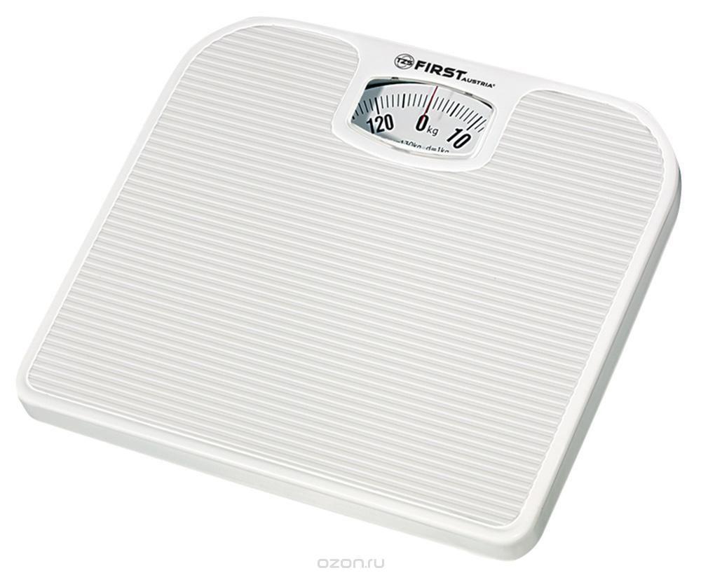 Весы напольные First Fa-8020 white
