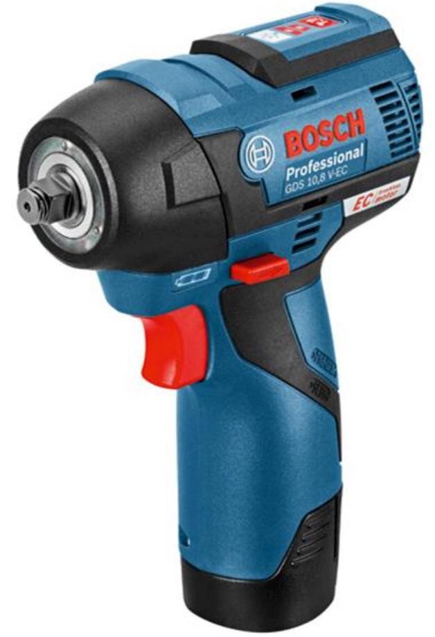 Гайковерт аккумуляторный Bosch Gds 10.8 v-ec