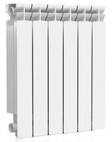 Радиатор биметаллический Rommer Optima bm 500/78 6 секций