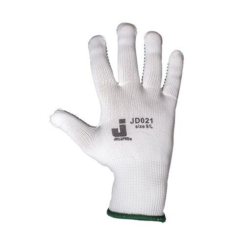 Перчатки трикотажные Jetasafety Jd021/l