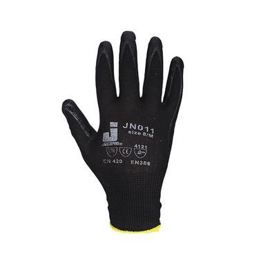 Перчатки нитриловые JETASAFETY JN011/M12
