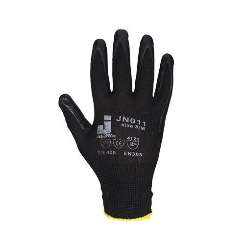 Перчатки нитриловые Jetasafety Jn011/m