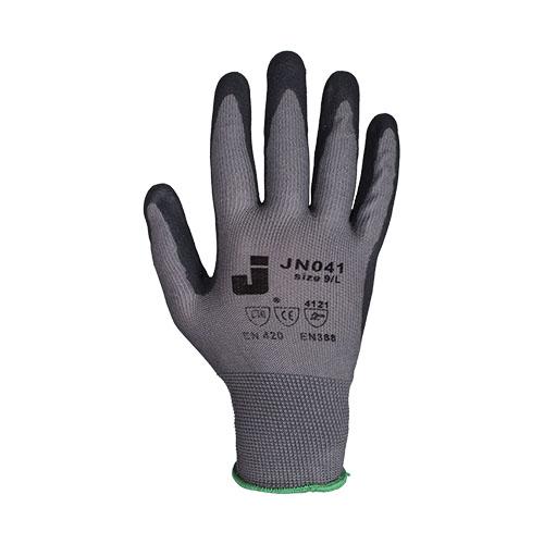 Перчатки нитриловые Jetasafety Jn041/m