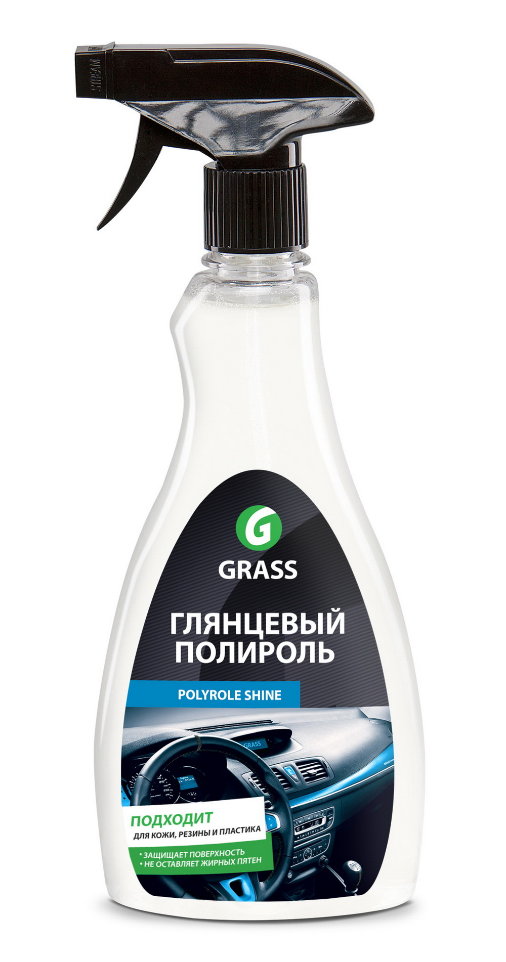 Полироль Grass 340340 polyrole shine