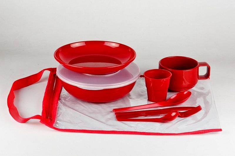 Набор посуды Solaris S1103 ''Командировочный''