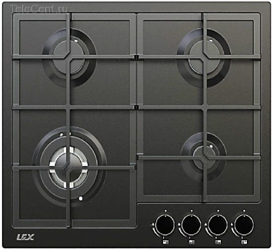 Панель варочная Lex Gvs 645 bl matt edition