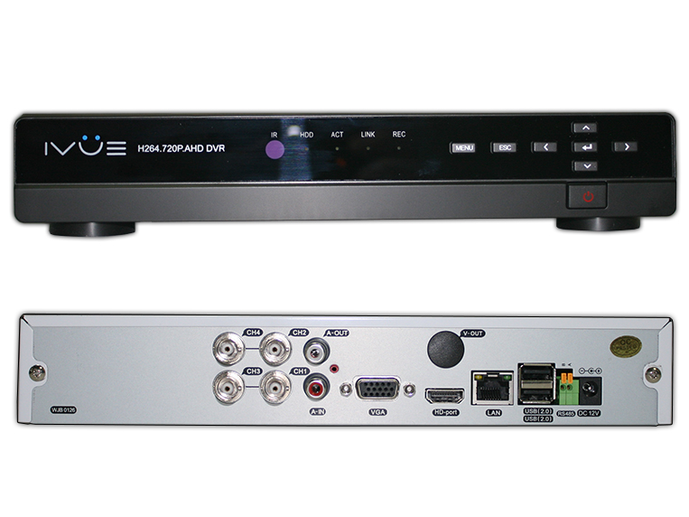 Видеорегистратор Ivue Avr-4x1080n-Н1 realtime 1080n