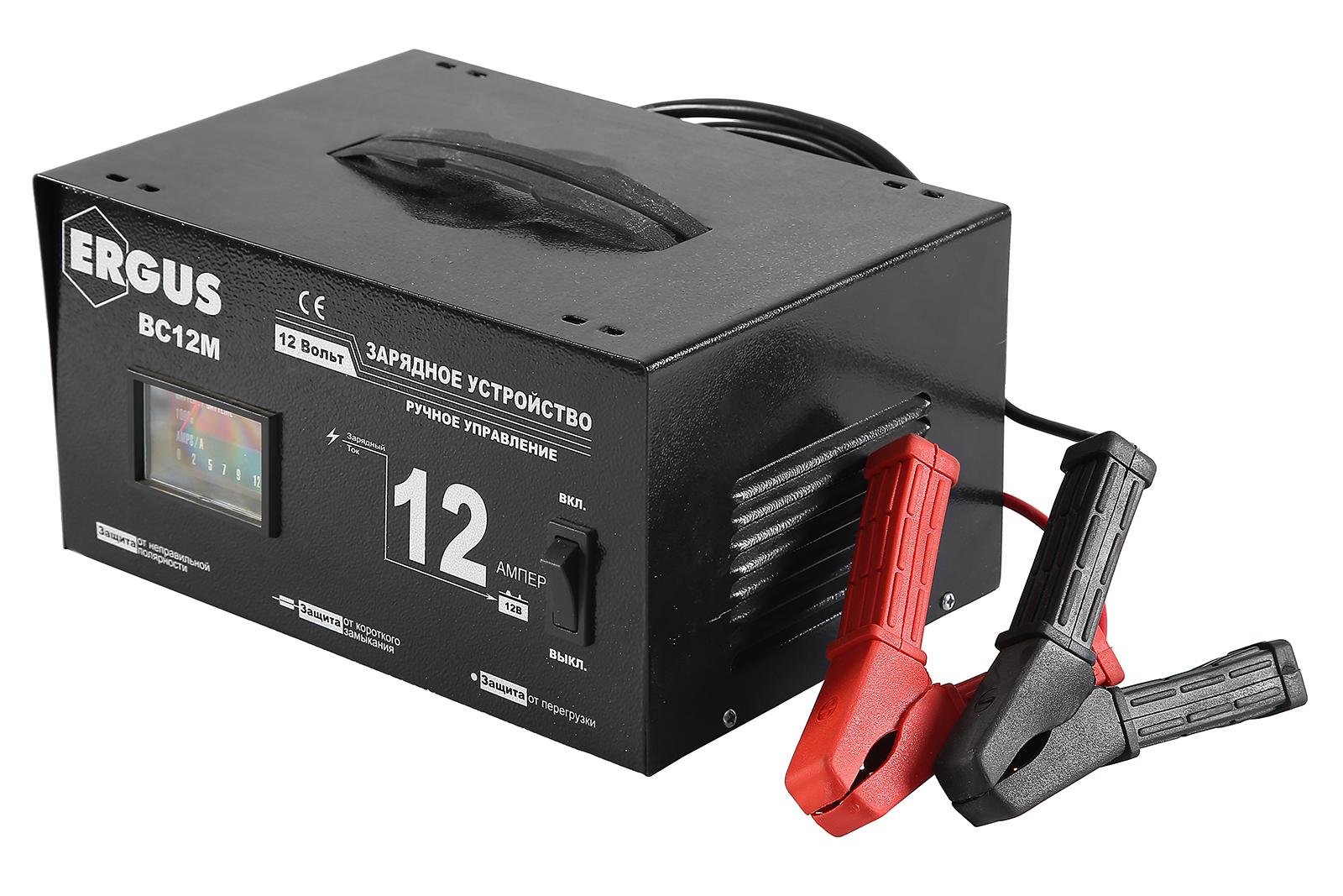 Устройство зарядное Quattro elementi Bc12m