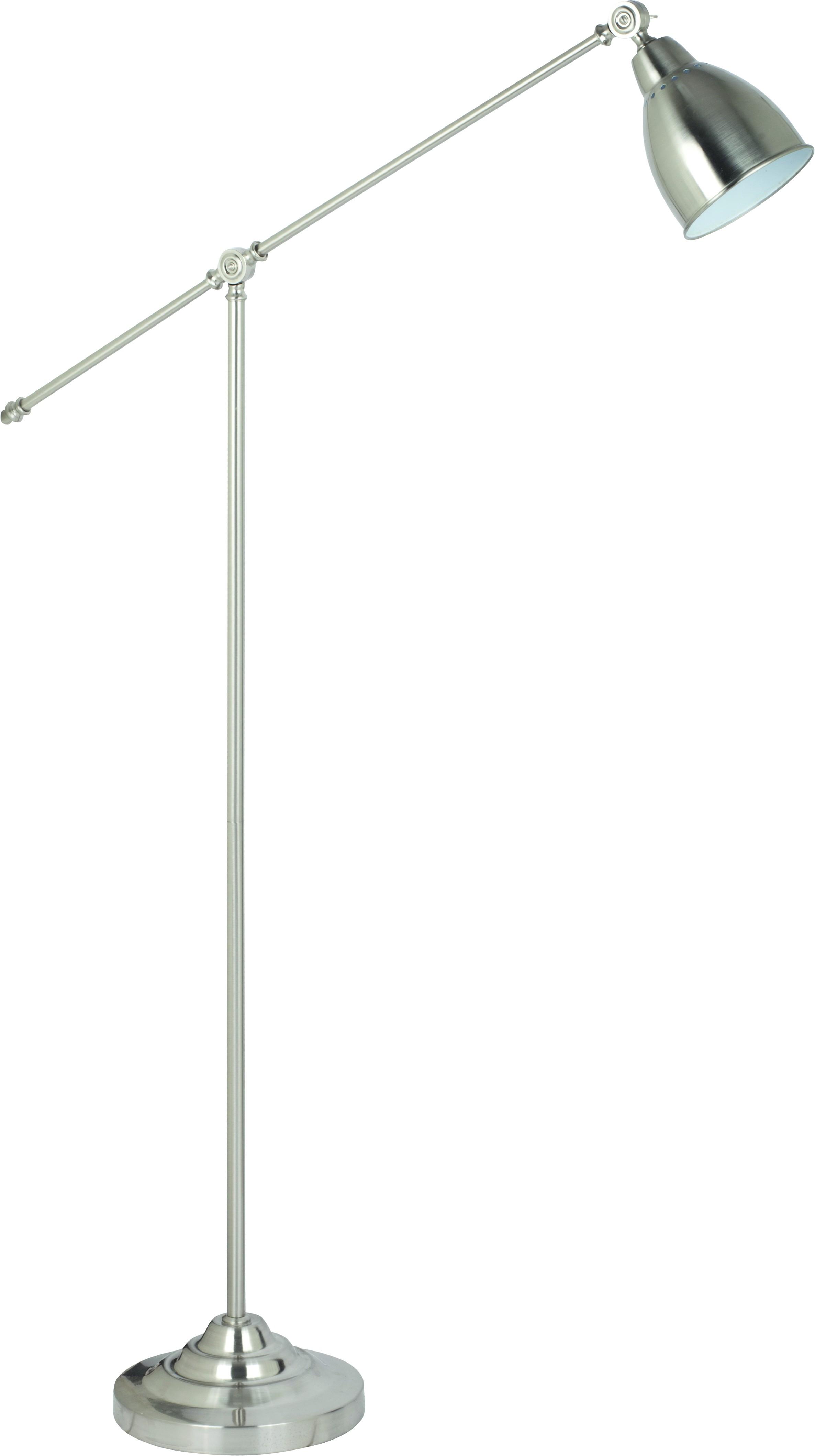 Торшер Arte lamp A2054pn-1ss