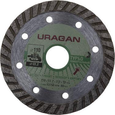 Круг алмазный URAGAN 909-12131-115