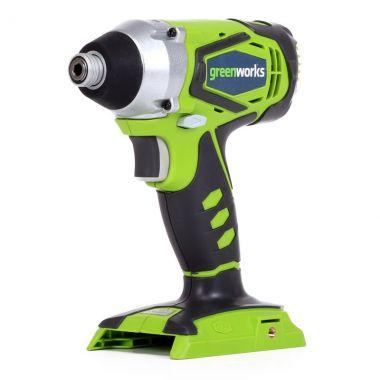 Гайковерт аккумуляторный Greenworks G24id (3801307)