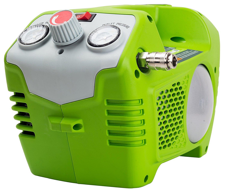 Компрессор Greenworks G40ac (4100802)