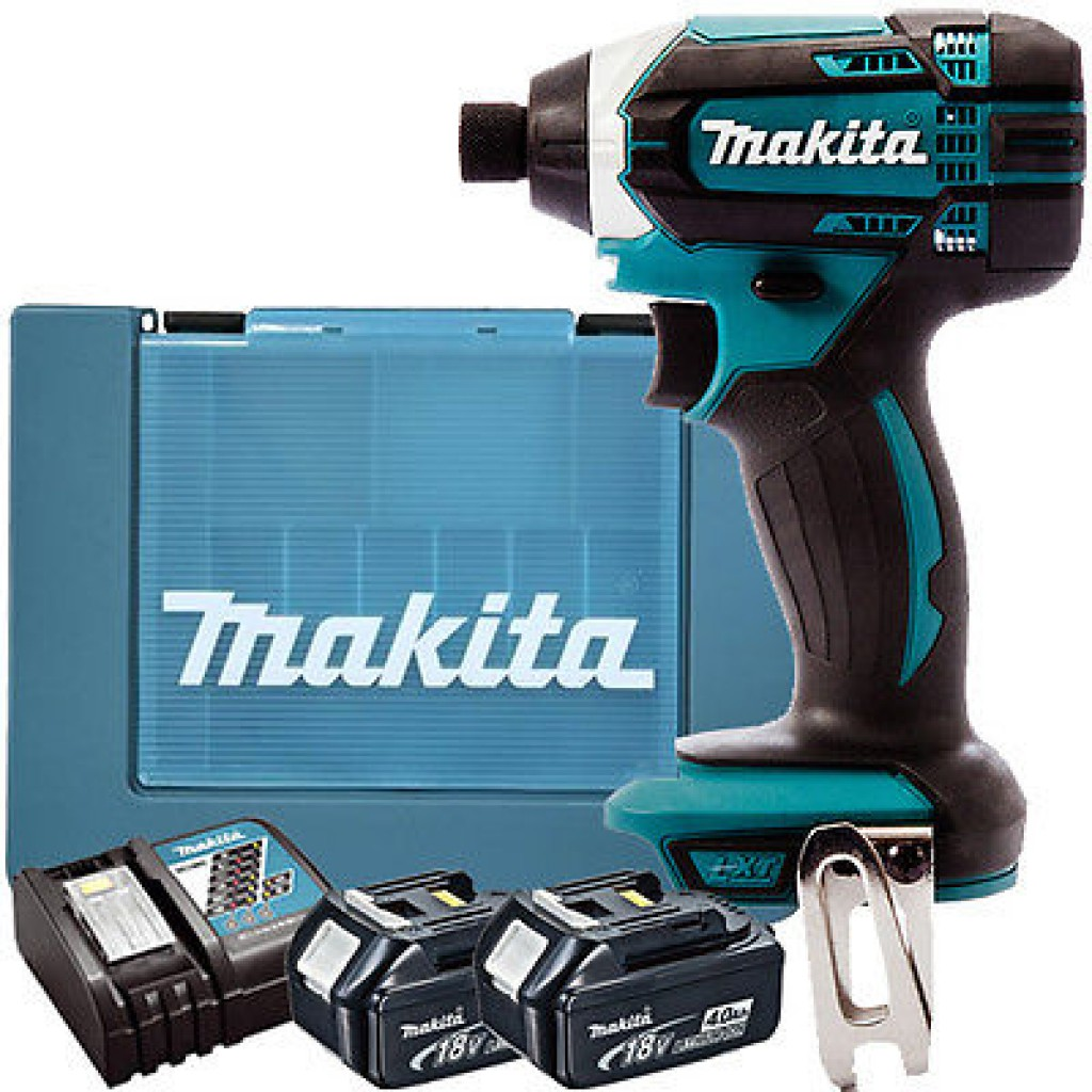 Гайковерт аккумуляторный Makita Dtd152rmx1