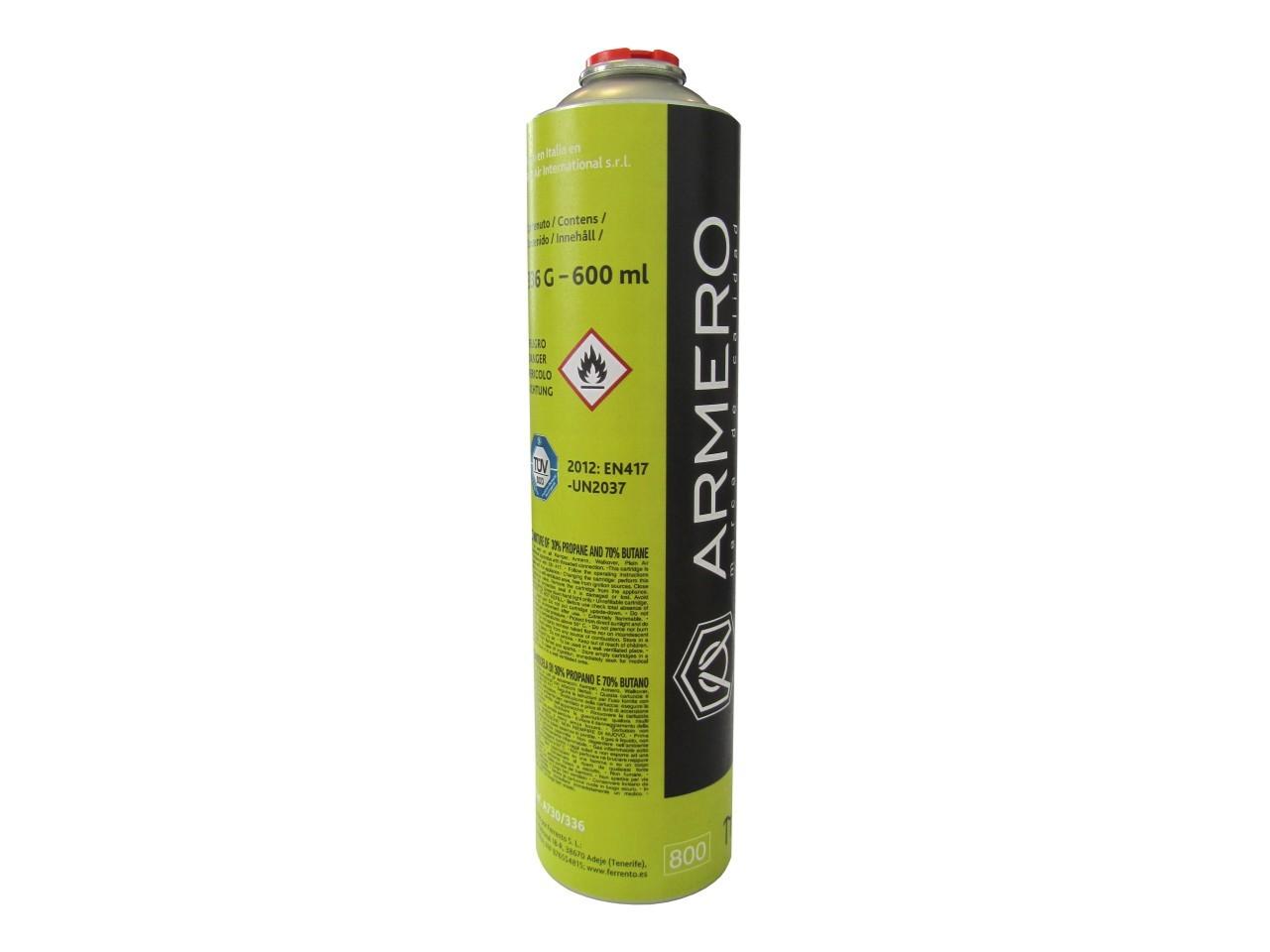 Газовый баллон Armero Ag30-336
