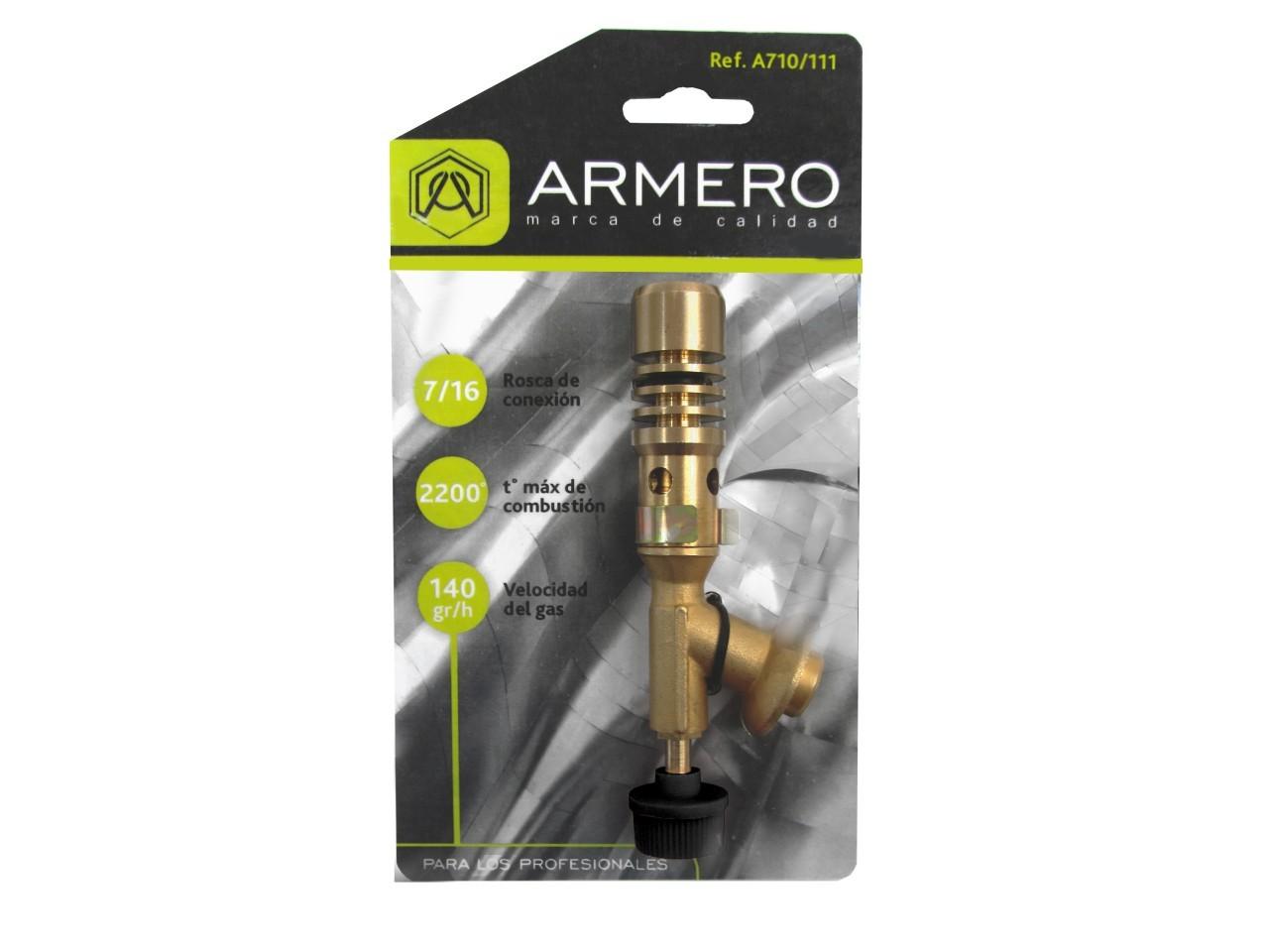 Горелка газовая Armero Ag10-113