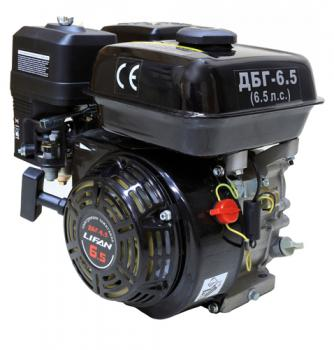 Двигатель Lifan 168f-2d
