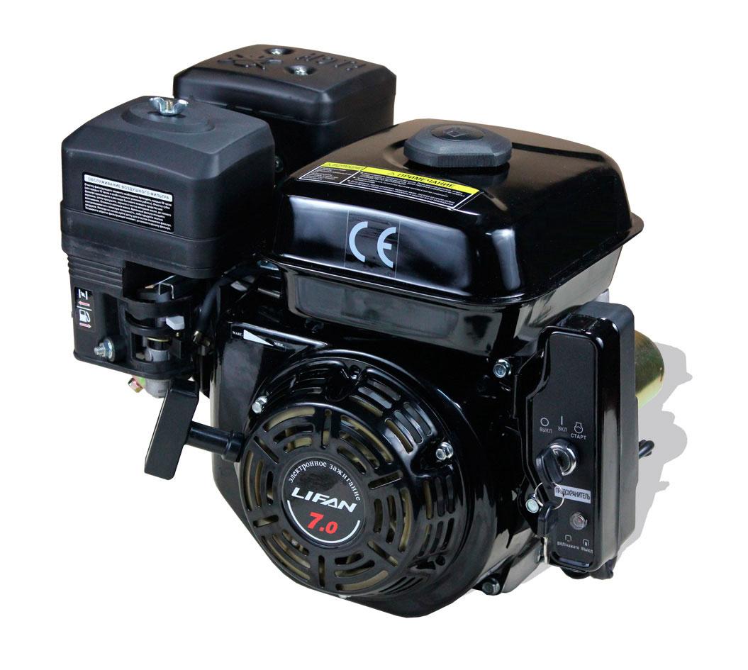 Двигатель Lifan 170fd