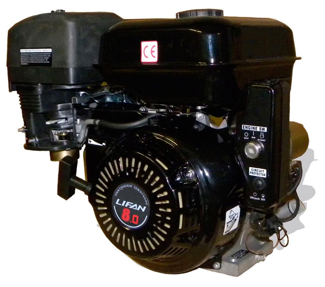 Двигатель Lifan 173fd