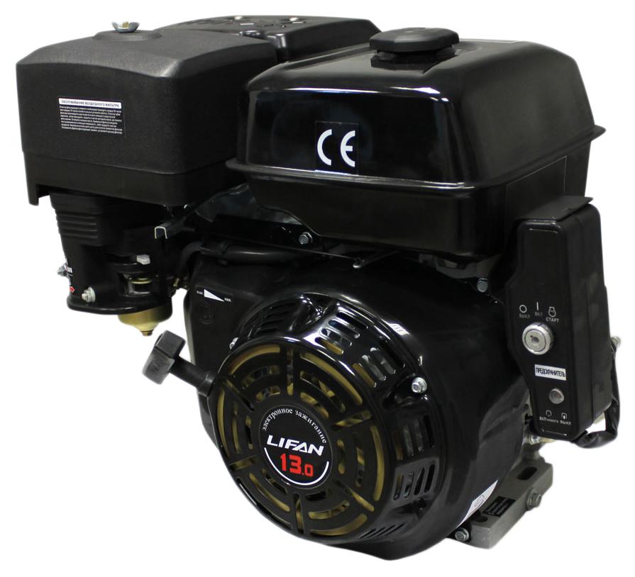 Двигатель Lifan 188fd
