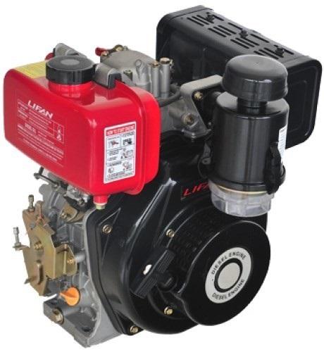 Двигатель Lifan C186f