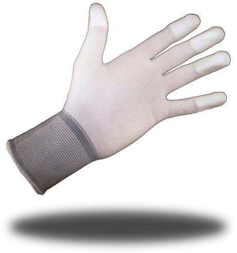 Перчатки МАНИПУЛА нейлон/полиуретан частично покрытые