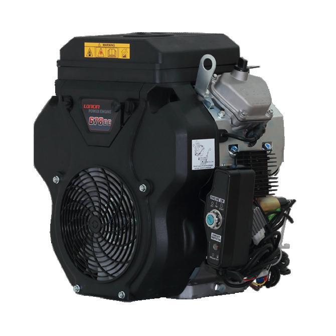 Двигатель Loncin Lc2v78fd-1 (d тип)