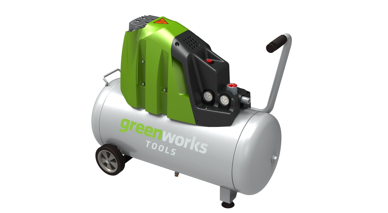 Компрессор Greenworks Gac50l (4102007)