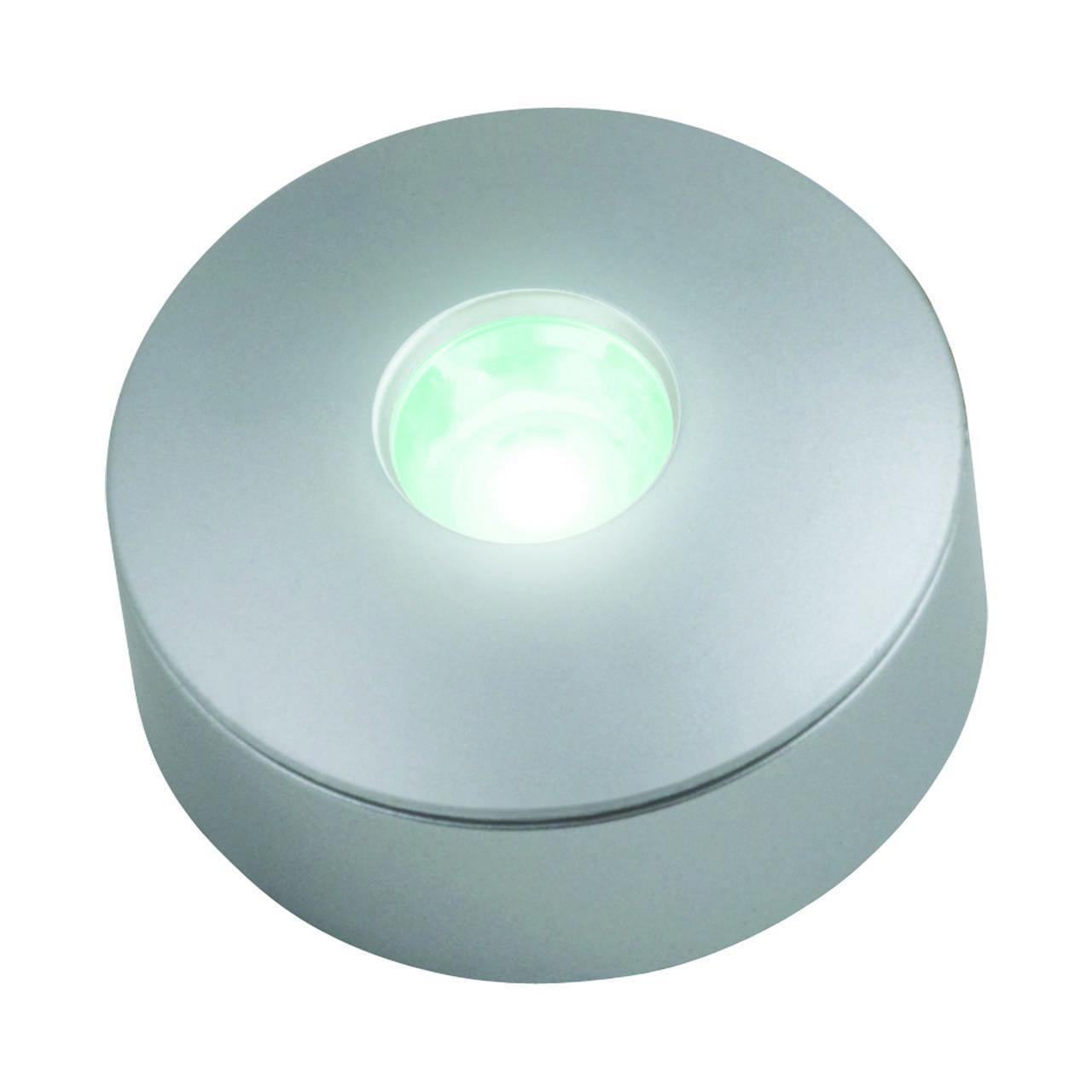 Светильник Uniel Ule-r04-1w/nw ip33 silver