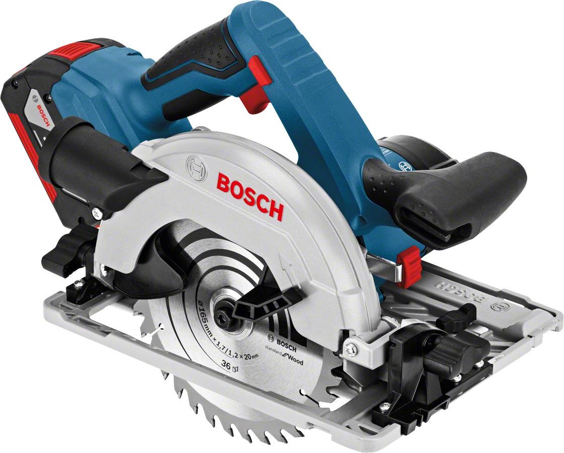 Пила циркулярная Bosch Gks 18v-57