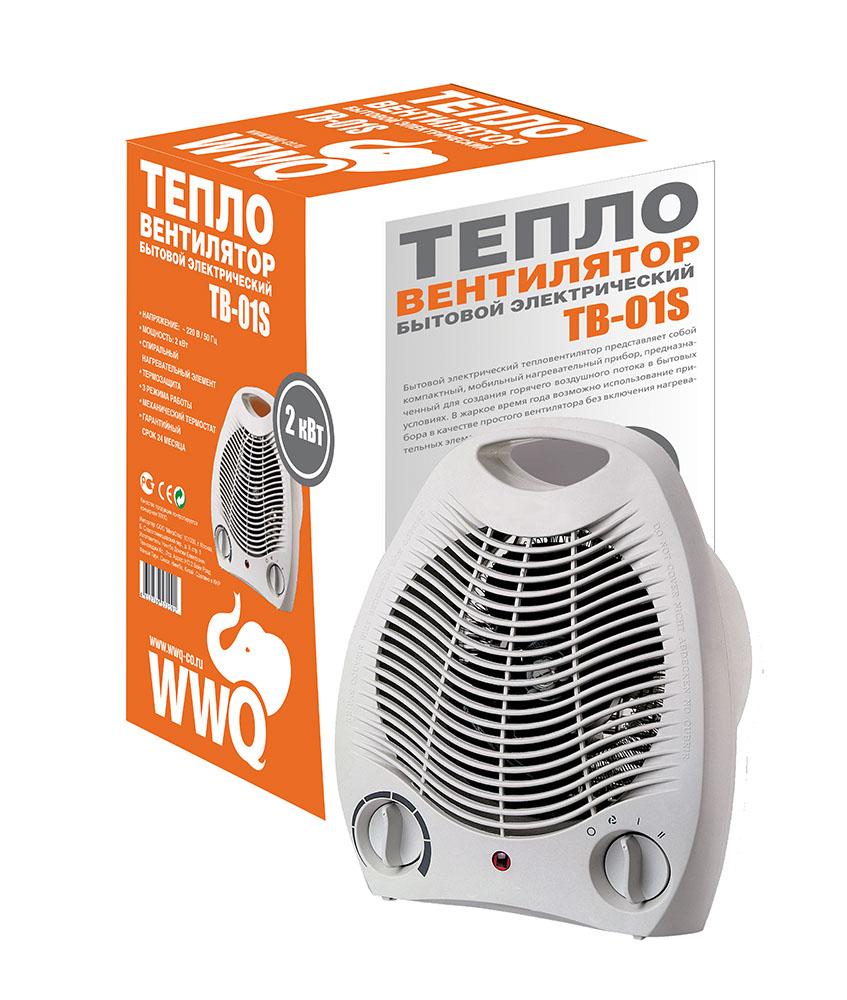 Тепловентилятор Wwq ТВ-01se