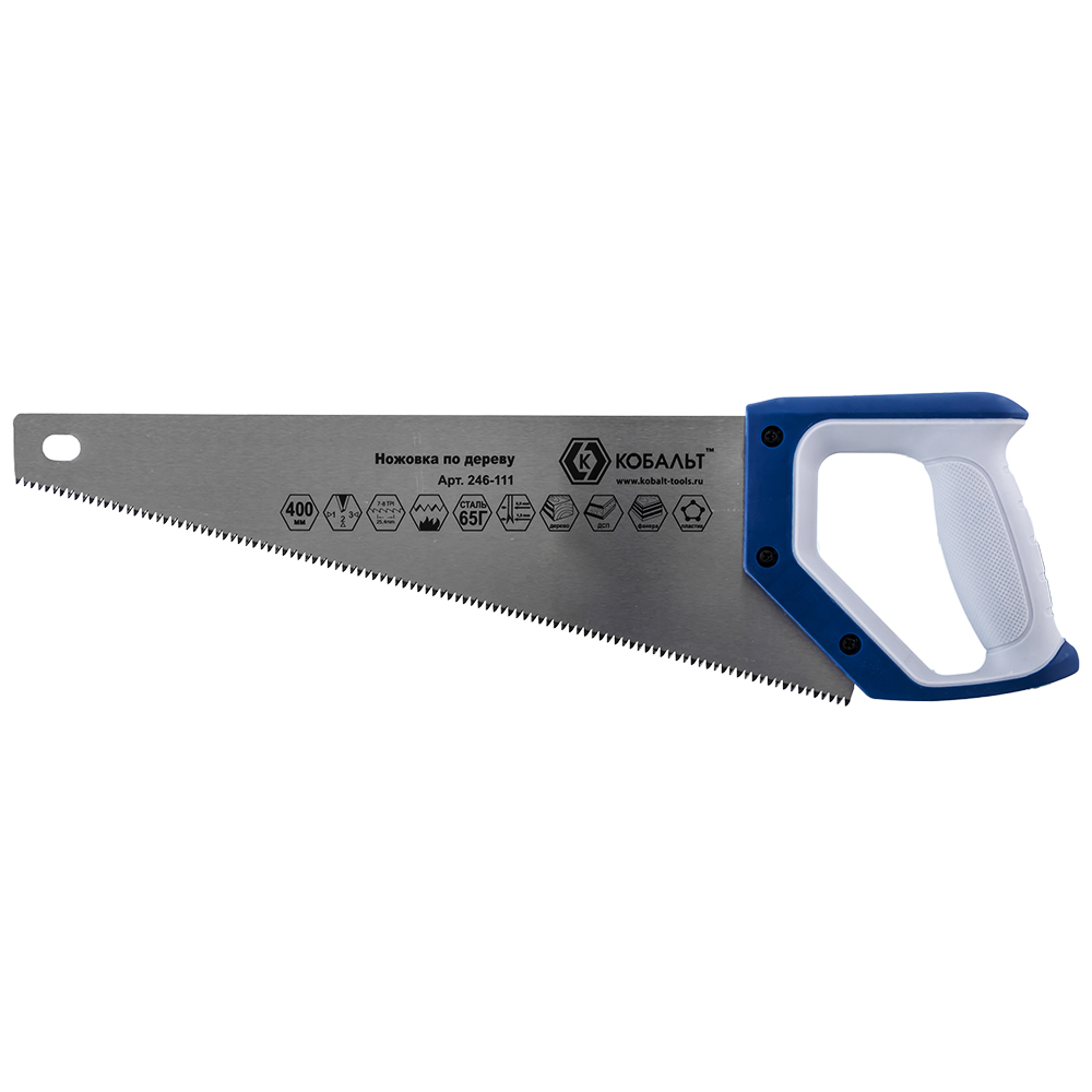 Ножовка КОБАЛЬТ 246-111