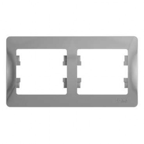 Рамка Schneider electric Glossa 1063724