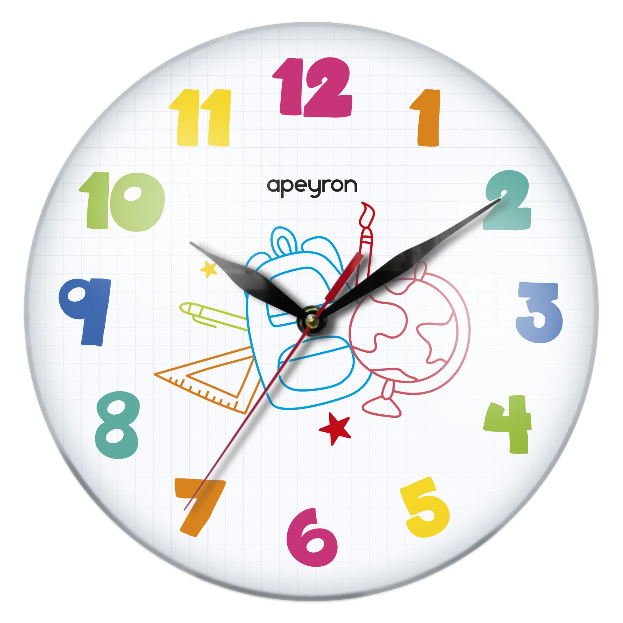 Часы настенные Apeyron Pl 1702 005